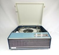 Vintage Record Player mid 1960s Philips GF819/05 Working Transistor Vinyl LP