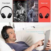 For iPhone Samsung Bluetooth Wireless Earphone Headphone Earbuds Headset Gift