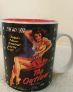 New in Box - The Outlaw Movie Collectible Coffee Mug by Vandor