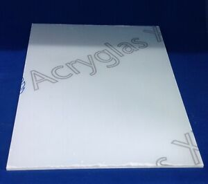 297 x 420mm A3 Clear Acrylic Perspex Sheet Plastic Plexiglass Panels 2mm - 10mm