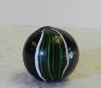 #12612m Vintage German Handmade Indian Marble .68 Inches