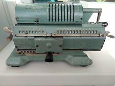 Vintage Soviet Mechanical Calculator Arithmometer Felix Adding Machine USSR