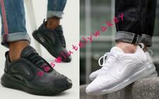 Nike Air Max 720 Zapatos para Hombre Mujer Zapatillas La mayoría Tallas Unisex Blanco O Negro