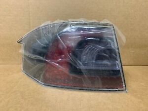 12-19 TESLA MODEL S TAIL LIGHT Lamp, BRAKE LIGHT, TURN SIGNAL LH LEFT SIDE OEM
