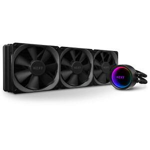 NEW! NZXT Kraken X73 AIO Liquid Cooler with RGB - 360mm