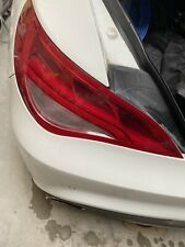 Mercedes CLA 220 Passenger Side Tail Light W117