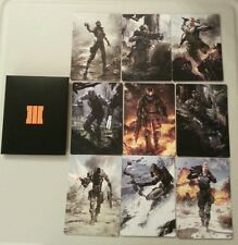Call of Duty: Black Ops III 3 Juggernog Edition *CONCEPT ART CARDS ONLY*