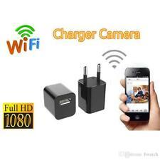 Spy Camera Spia WIFI HD MOTION TELECAMERA MICRO NASCOSTA MICROCAMERA + SD 8 GB