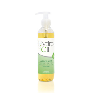 Extreme Sport Massage Oil - 250ml Hydro 2 Oil Massage Oils**FREE SHIPPING**
