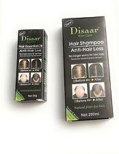 200ML Disaar Anti Perte de Cheveux Shampooing + 30g Essentiel Oil-New Arrivée