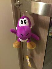 Nintendo Super Mario 12cm Purple Yoshi plush toy