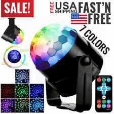 Party Disco Lights Strobe LED Dance Bulb Lamp KTV Decoration Sound Activate