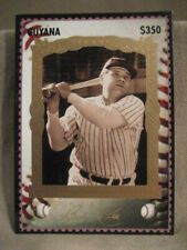 THE BABE PREMIER EDITION OFFICIAL BASEBALL STAMP CARD SETS NOS sealed 1994 Free