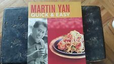 Martin Yan Quick and Easy by Martin Yan (2004, Paperback)