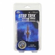 Star Trek Attack Wing Vulcan Nivar. Wizkids. Delivery