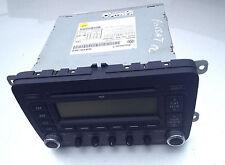 VW VOLKSWAGEN GOLF 6 PASSAT B6/7 CC STEREO RADIO FM MP3 CD PREMIUM 7
