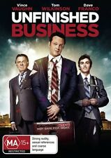 UNFINISHED BUSINESS-Vince Vaughn-Region  4-New AND Sealed