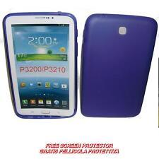 Pellicola+Custodia VIOLA TPU ANTIPOLVERE per Samsung Galaxy Tab 3 7.0 P3200 (E6)