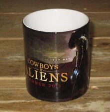 Cowboys and Aliens Advertising MUG