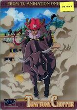 One Piece mini shitajiki pencil board mousepad 5 - Tony Chopper - RARE