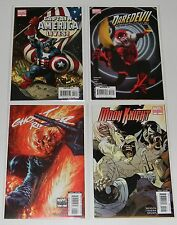 Captain America 41 Daredevil 110 Ghost Rider 26 Moon Knight 1:10 Monkey Variants