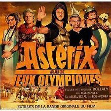 46 // ASTERIX AUX JEUX OLYMPIQUES MUSIQUE DU FILM CD NEUF