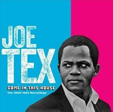 Joe Tex - Come in This House: 1955 - 1962 Recordings [New CD]