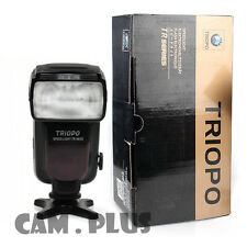 Triopo TR-960 II Flash Speedlite as YN-560 II For Nikon D3300 D5300 D610 D7100