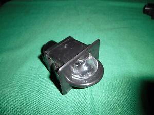 Fiat Panda First 1° Series / 4X4 Light License Plate Original