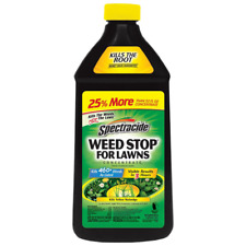 Spectracide Weed Stop For Lawns 40-fl oz Concentrated Lawn Weed Killer Original
