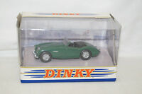 Dinky Collection DY-30 Austin Healey 100 BN2 1956 grün 1:43 Matchbox