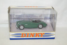 Dinky Collection DY-30 Austin Healey 100 BN2 1956 grün 1:43 Matchbox