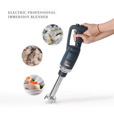 Commercial Variable Speed 350W Hand Immersion Blender Food Mixer Kitchen Tool CE