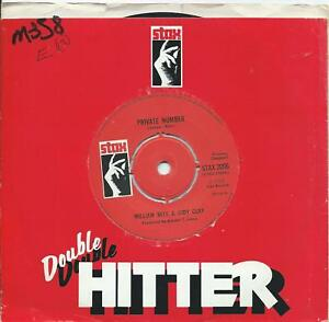 William Bell: & Judy Clay:Private Number/My baby specialises:Stax:Northern Soul