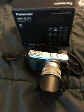Panasonic Lumix DMC-GX7 Mirrorless W/ 14-42mm F3.5-5.6 Lens