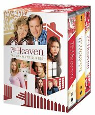 7TH HEAVEN 1-11 (1996-2007) COMPLETE Family Drama TV Series Seasons - NEW DVD R1