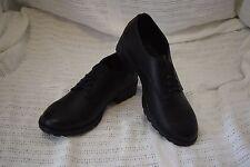 NEW Girls Size 13  Jaksy  X Appeal Sturdy Black Dress Girl's Casual Church Shoes