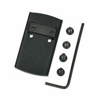 Glock Pistol Mount Plate for Sightmark, Burris,Vortex Red Dot Sight