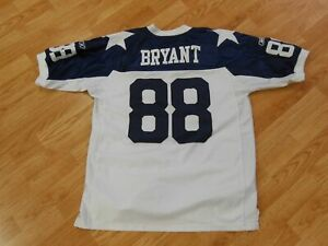 DEZ BRYANT 88 Classic Reebok THROWBACKS Dallas Cowboys NFL JERSEY Mens SZ 50