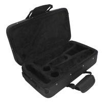 Clarinet Gig Bag Foam Padded Thicken Oxford Cloth Storage Bag Case with Car D5E0