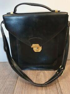Retro UNBRANDED Leather Satchel