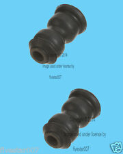 2 Meyle Left OR Right Rear Trailing Arm to Axle Carrier Bushings Mounts for BMW