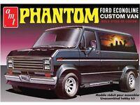 1976 Ford Econoline Phantom Stock or Custom Van 1/25 AMT AMTS0767 AMT/ERTL