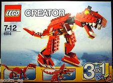 LEGO CREATOR 6914 Prehistoric Hunters