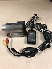 Sony Handycam Dcr-Hc38 Mini Dv Camcorder Battery,Power, Av Cables