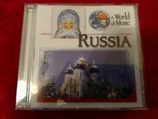 A world of music Russia CD in great condition