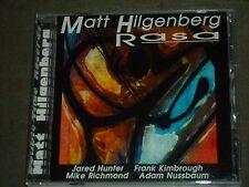 Rasa by Matt Hilgenberg (CD, Apr-2000, Double-Time Records)