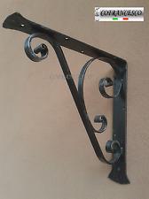 Supporti  reggi mensola  staffe reggimensola  in ferro art. 1149