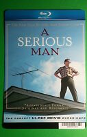 A SERIOUS MAN ROOF COVER ART MINI POSTER BACKER CARD (NOT a movie)