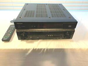 Pioneer VSX-1017TXV Audio Video Multi Channel Receiver  Bundle Remote